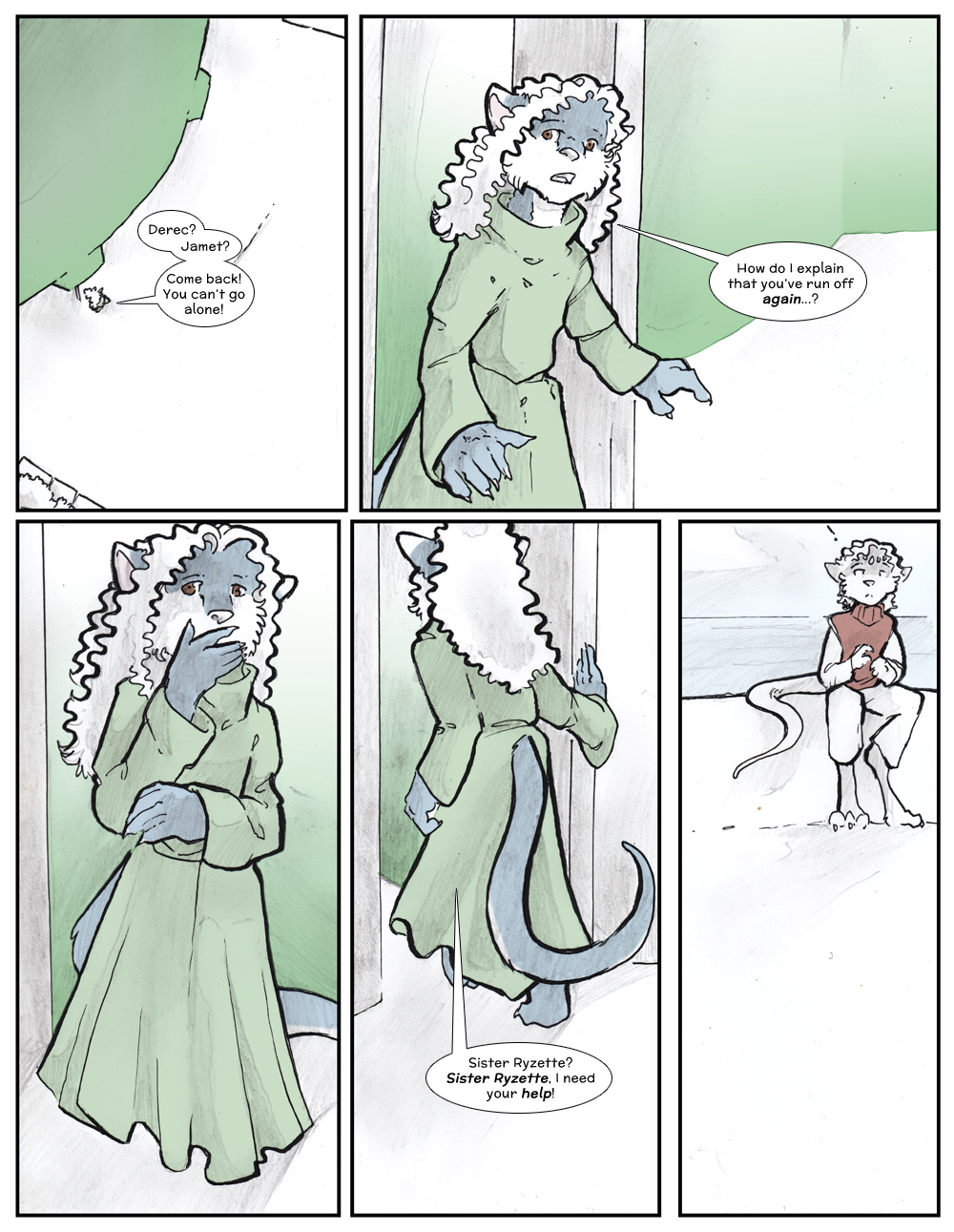 Chapter Three: Jamet's Story: Page 170