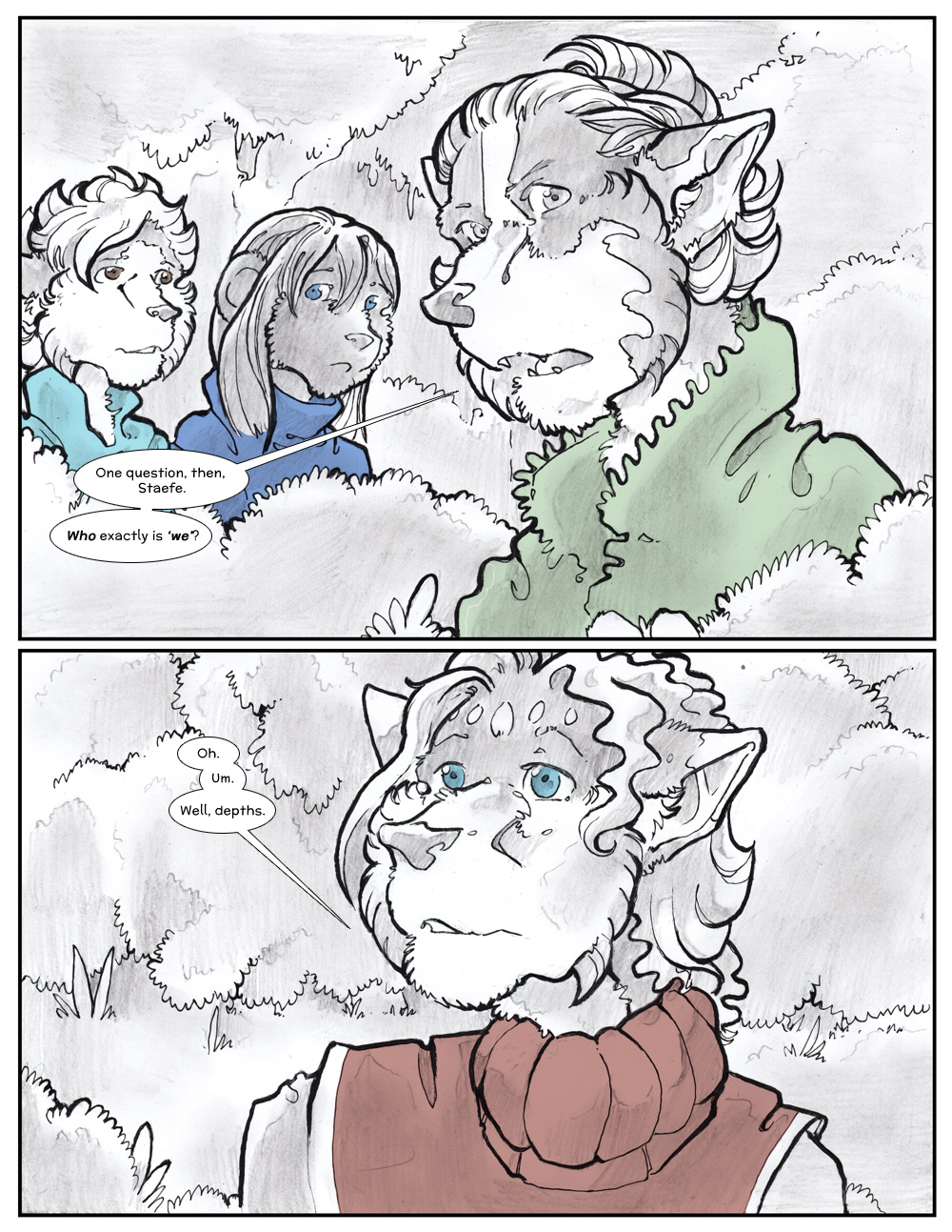 Chapter Three: Jamet's Story: Page 179