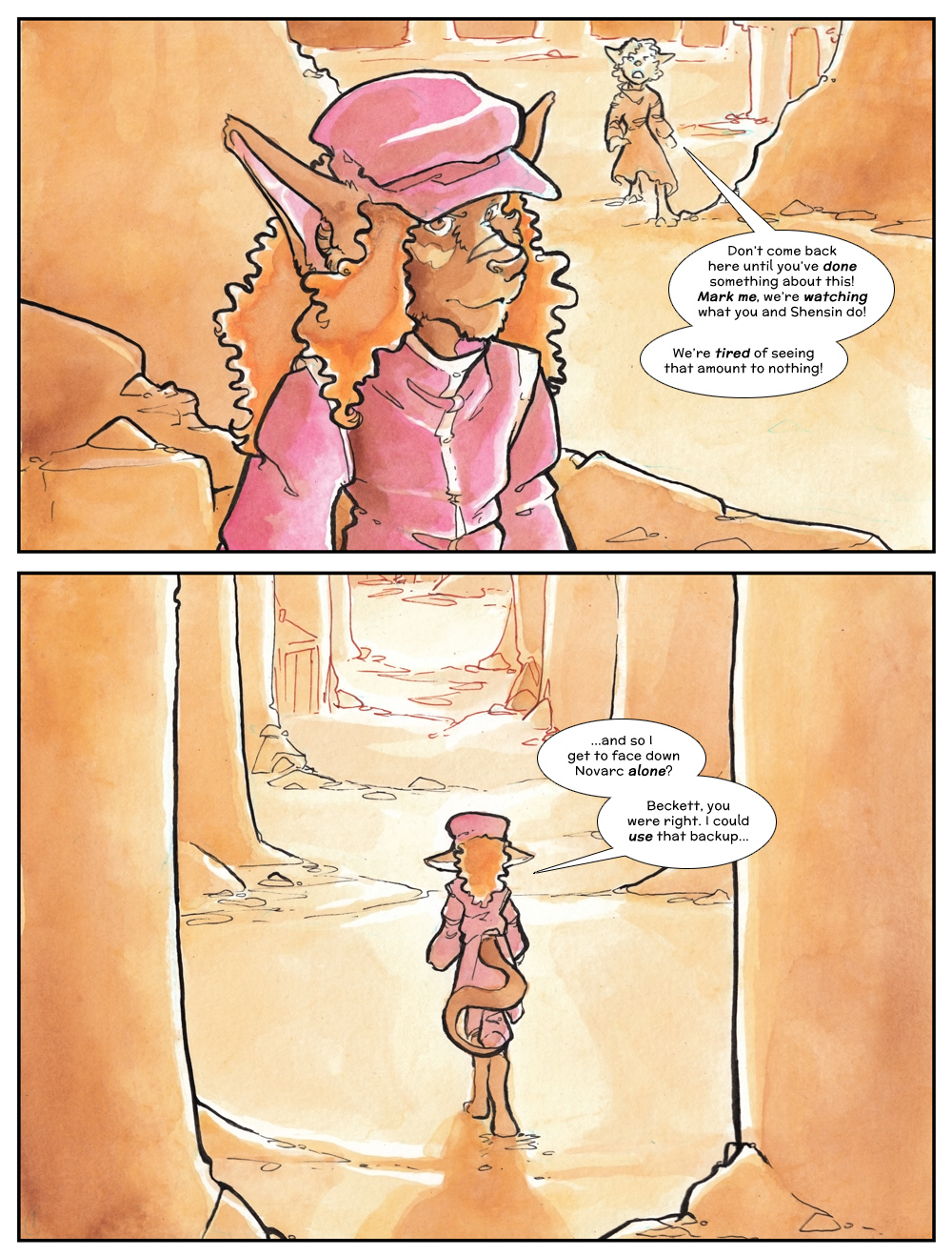 Chapter Three: Jahrd's Story: Page 182