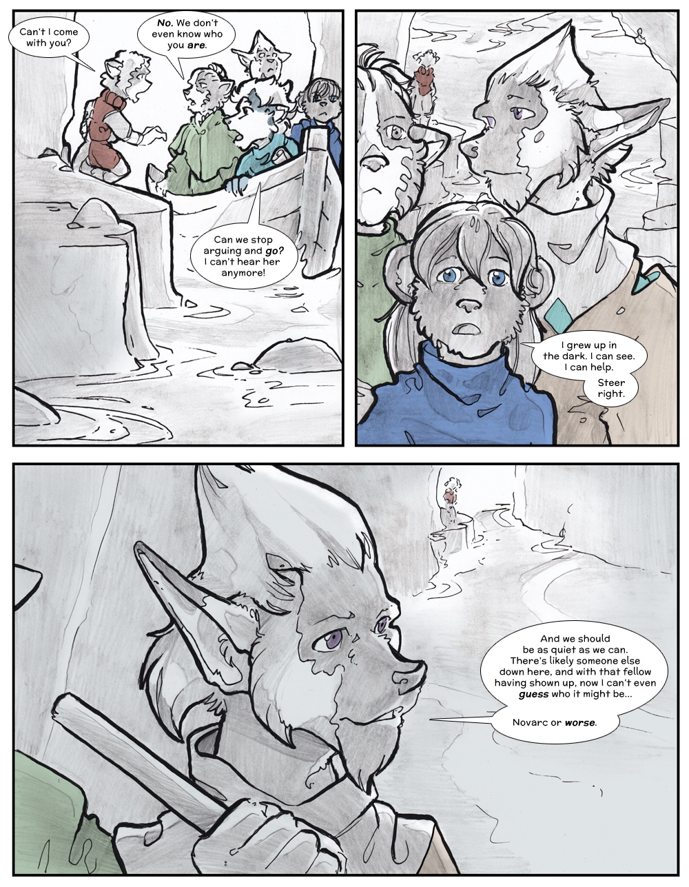 Chapter Three: Jamet's Story: Page 184