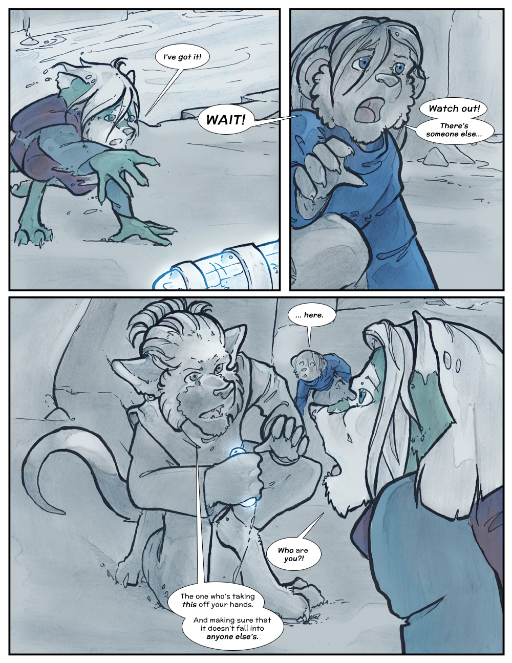 Chapter Three: Jamet's Story: Page 196