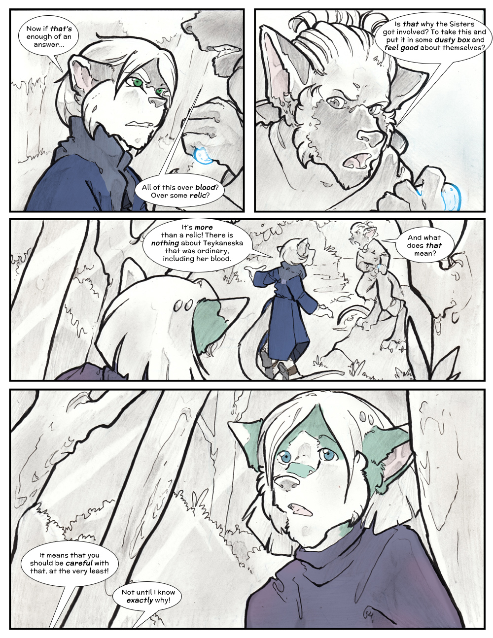 Chapter Three: Jamet's Story: Page 213