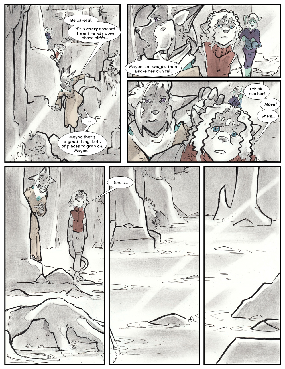 Chapter Three: Jamet's Story: Page 226
