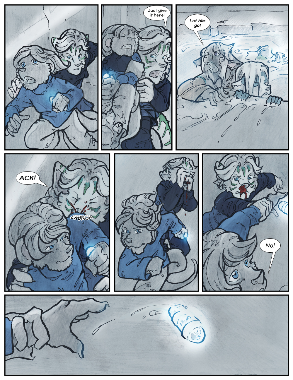 Chapter Three: Jamet's Story: Page 190