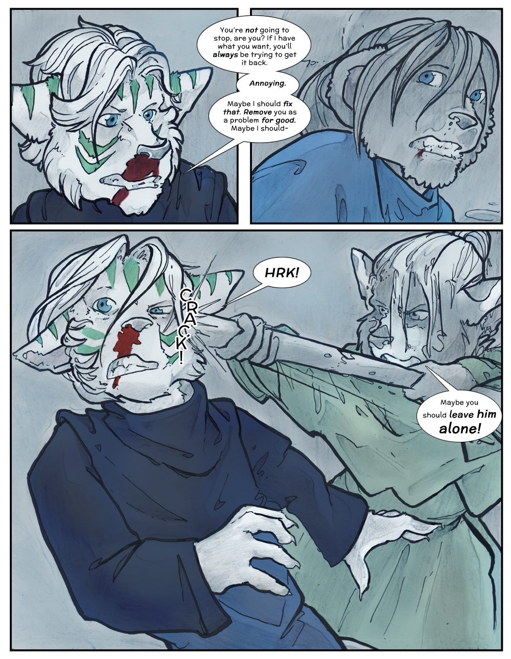 Chapter Three: Jamet's Story: Page 194