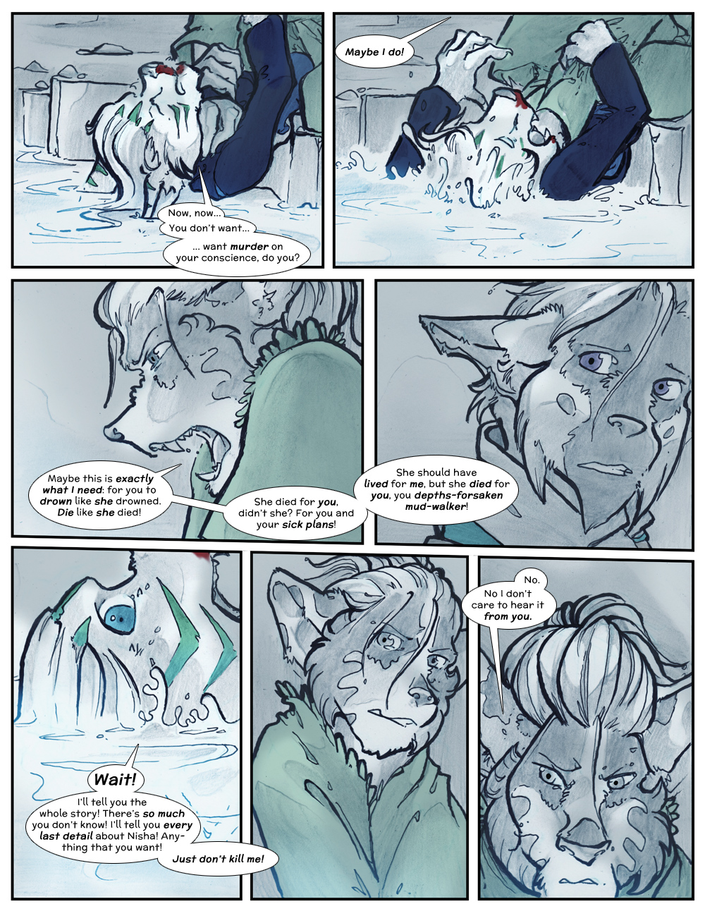 Chapter Three: Jamet's Story: Page 200