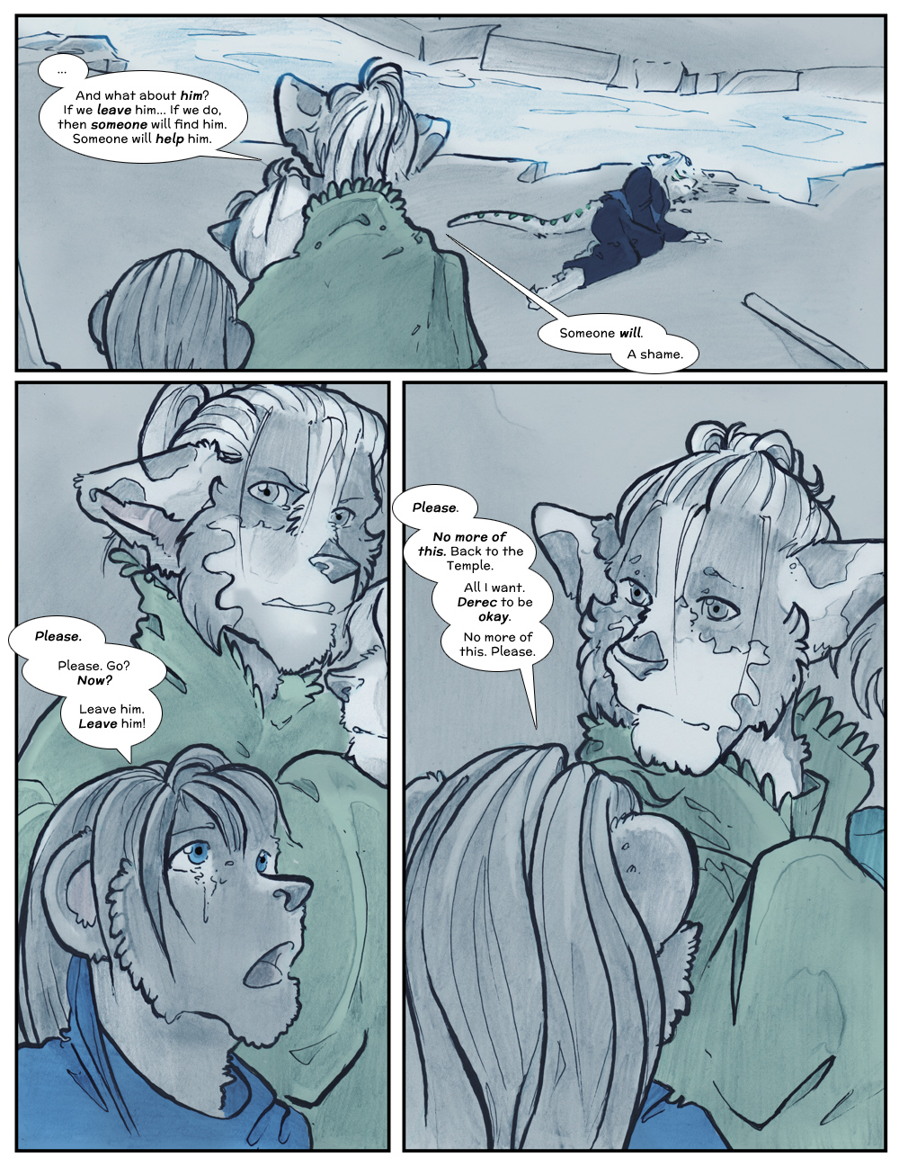 Chapter Three: Jamet's Story: Page 204