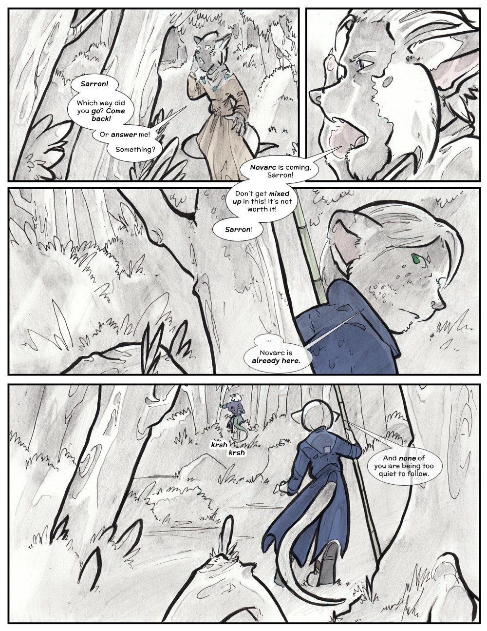 Chapter Three: Jamet's Story: Page 207