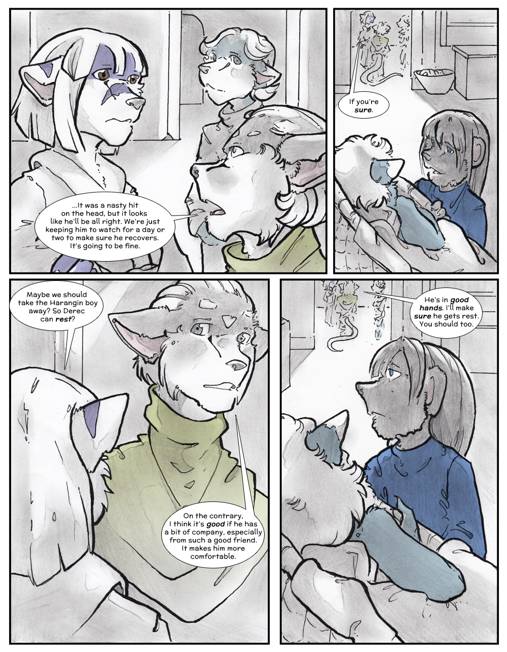 Chapter Three: Jamet's Story: Page 230