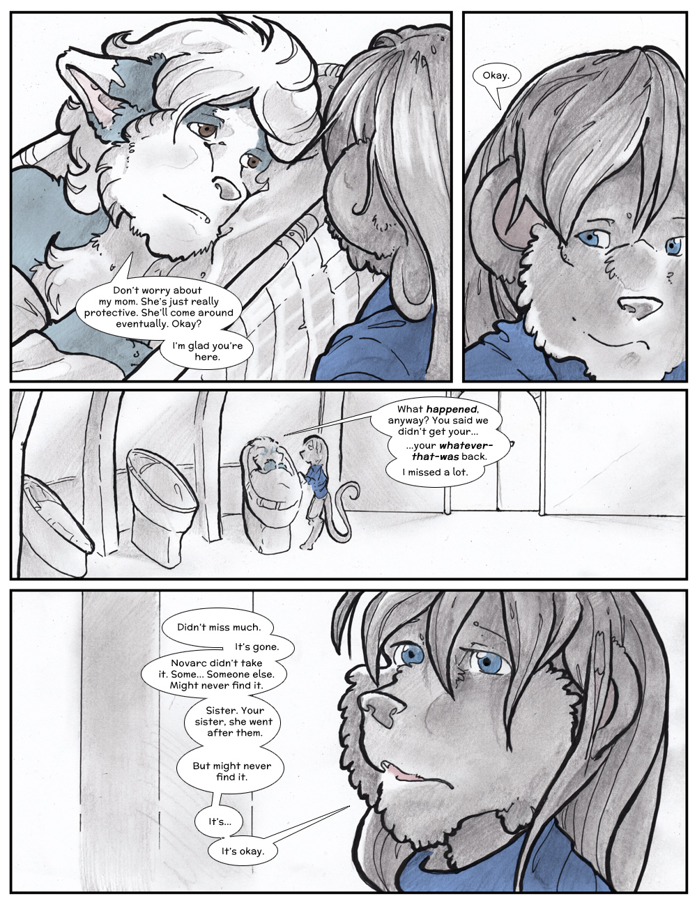 Chapter Three: Jamet's Story: Page 231