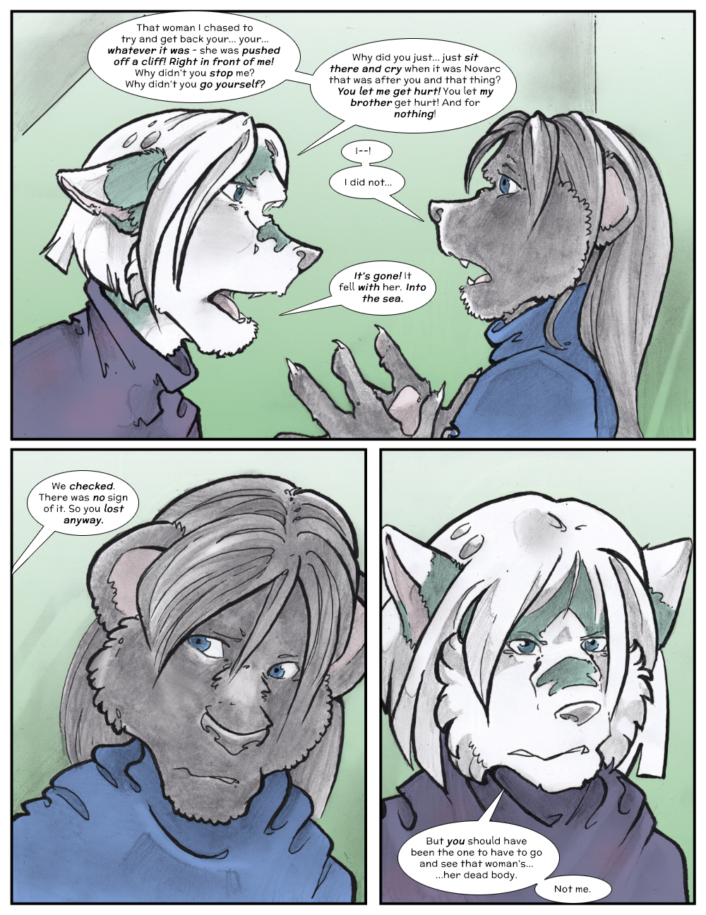 Chapter Three: Jamet's Story: Page 241