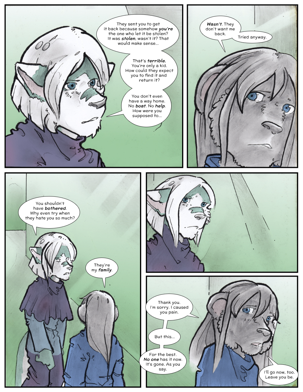 Chapter Three: Jamet's Story: Page 243