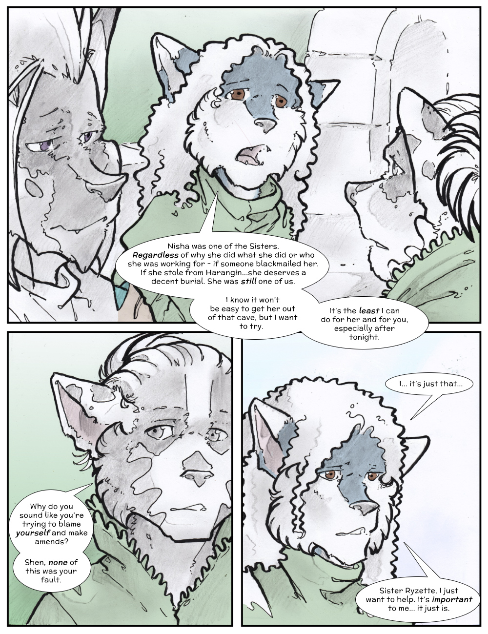 Chapter Three: Jamet's Story: Page 246