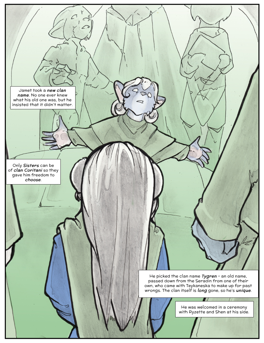 Chapter Three: Jamet's Story: Page 252