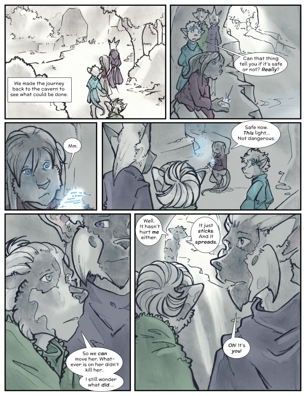 Chapter Three: Jamet's Story: Page 254