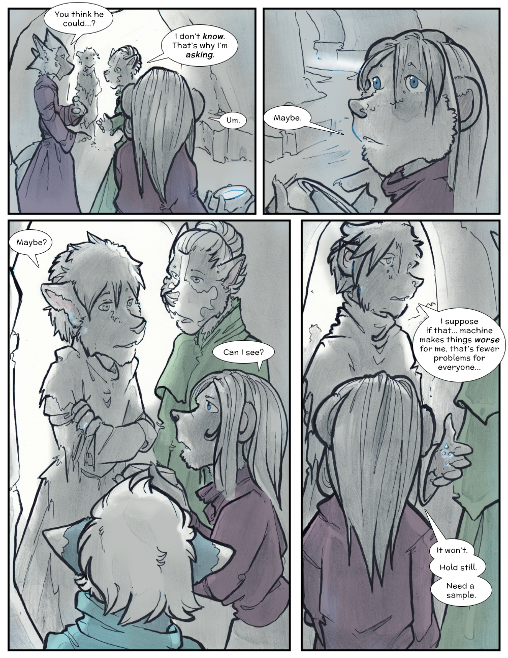 Chapter Three: Jamet's Story: Page 257